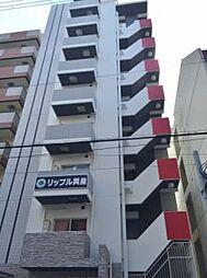 リップルDOTONBORI[7階]の外観