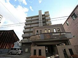 愛知県名古屋市中村区亀島2の賃貸マンションの外観