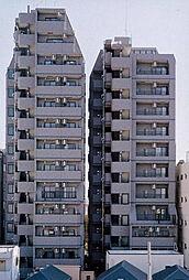 グランドガーラ幡ヶ谷WEST[11階号室]の外観