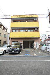 静岡県静岡市葵区田町6丁目の賃貸マンションの外観