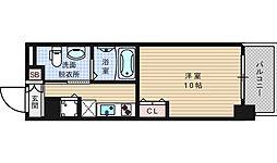 アーデン土佐堀[14階]の間取り