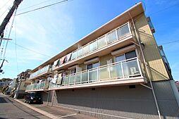 グランディール福田[2階]の外観