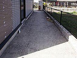 レオパレス早川B棟[1階]の外観