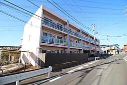 クレストガーデン野田[3階]の外観