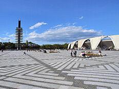 駒沢公園が至近