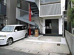 岡山県倉敷市茶屋町丁目なしの賃貸マンションの外観
