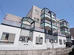 サンフラッツ[203号室]の外観