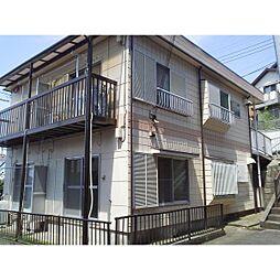 ハイツ藤沢[1階]の外観