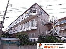 コスモス津田沼[3階]の外観