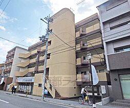 京都府京都市北区大宮北林町の賃貸マンションの外観