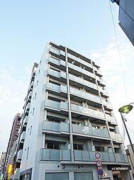 神奈川県川崎市川崎区渡田1丁目の賃貸マンションの外観