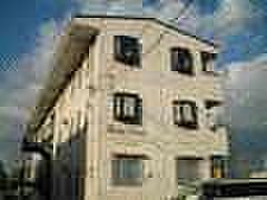 大阪府門真市古川町の賃貸マンションの外観