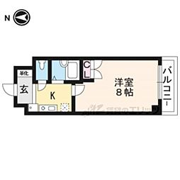 桃山駅 3.5万円