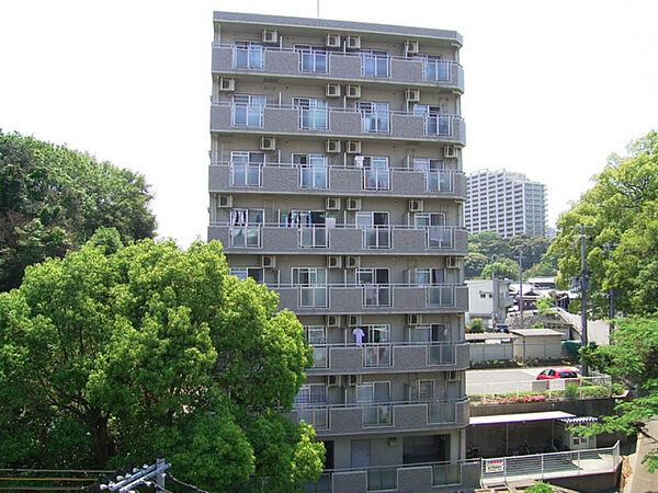 スカイヒル名谷[2階]の外観