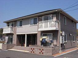 広島県三原市本郷町船木の賃貸アパートの外観