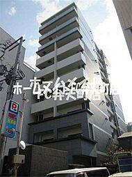 コスモプレミアムベイ大阪[9階]の外観