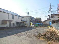 JR中央線「立川」駅徒歩圏内 閑静な住宅街 建築条件無し売地 お好きなハウスメーカーで夢のマイホームを建築できます