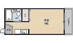 メゾン桜ノ宮[5階]の間取り