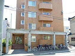 北海道札幌市豊平区美園四条8丁目の賃貸マンションの外観
