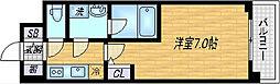 スプランディットII[8階]の間取り