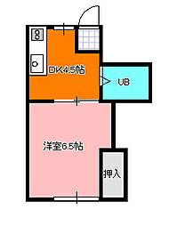 茅ヶ崎駅 3.5万円