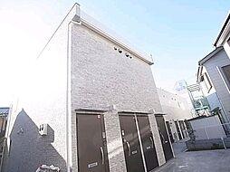 リブリ・サンビレッジ[1階]の外観