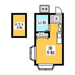 【敷金礼金0円!】ハイツk&kIII