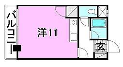 グランシェル11[407 号室号室]の間取り
