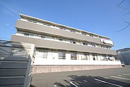 ウィステリア中吉田III[3階]の外観