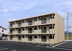 鹿児島県霧島市国分野口東の賃貸マンションの外観