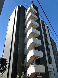 東京都町田市金森2丁目の賃貸マンションの外観