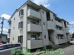 東京都町田市南大谷の賃貸マンションの外観
