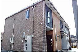 福岡県北九州市小倉南区横代東町2丁目の賃貸アパートの外観