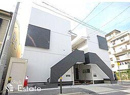 愛知県名古屋市中川区南脇町3丁目の賃貸アパートの外観