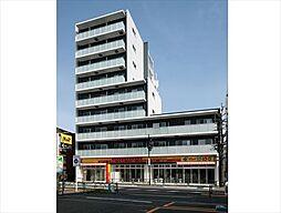 東京都中野区江古田4の賃貸マンションの外観