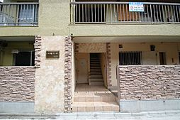 七福コーポ[3階]の外観