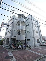 マンション有紀[4階]の外観