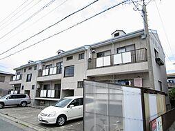 静岡県浜松市中区曳馬5丁目の賃貸アパートの外観