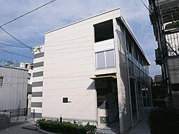 レオパレスアズール加美東[201号室号室]の外観