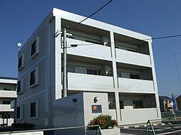 福岡県久留米市合川町の賃貸マンションの外観