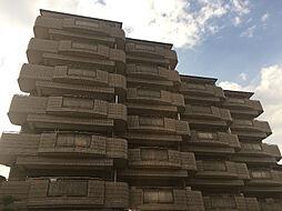 大阪府高槻市天神町2丁目の賃貸マンションの外観