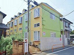 埼玉県ふじみ野市新田1丁目の賃貸アパートの外観