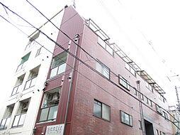 大阪府門真市新橋町の賃貸マンションの外観