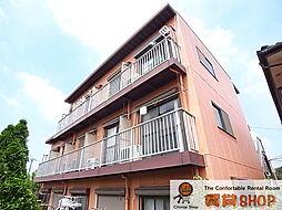 千葉県千葉市中央区大巌寺町の賃貸マンションの外観
