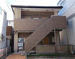 愛知県名古屋市西区花の木2丁目の賃貸アパートの外観