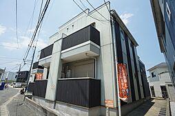 クレフラスト香椎駅東II[1階]の外観