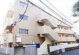 神奈川県川崎市多摩区枡形1の賃貸マンションの外観