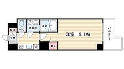 ベラジオ京都洛南グルーブ[8階]の間取り