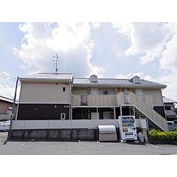 奈良県大和郡山市千日町の賃貸アパートの外観