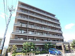 京都府京都市伏見区深草野田町の賃貸マンションの外観